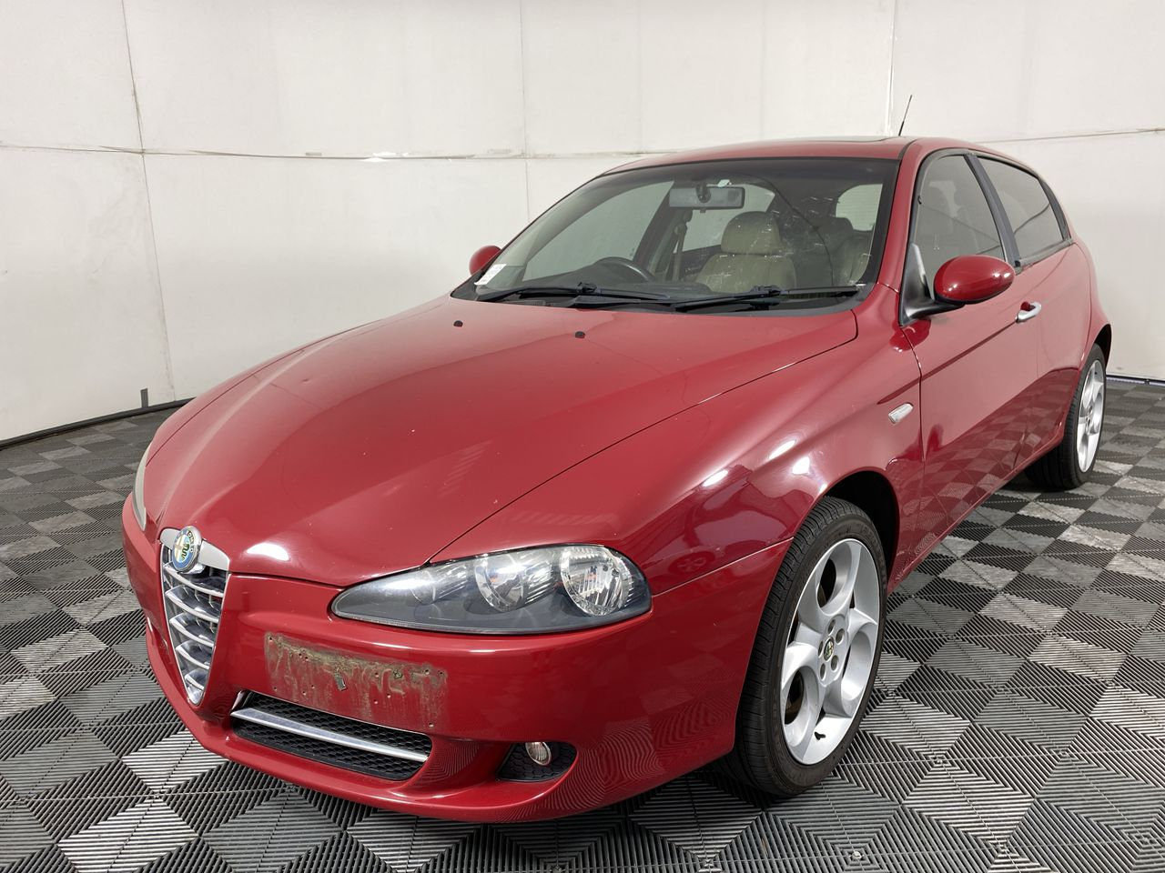 2007 Alfa Romeo 147 2.0 Twin Spark Manual Hatchback