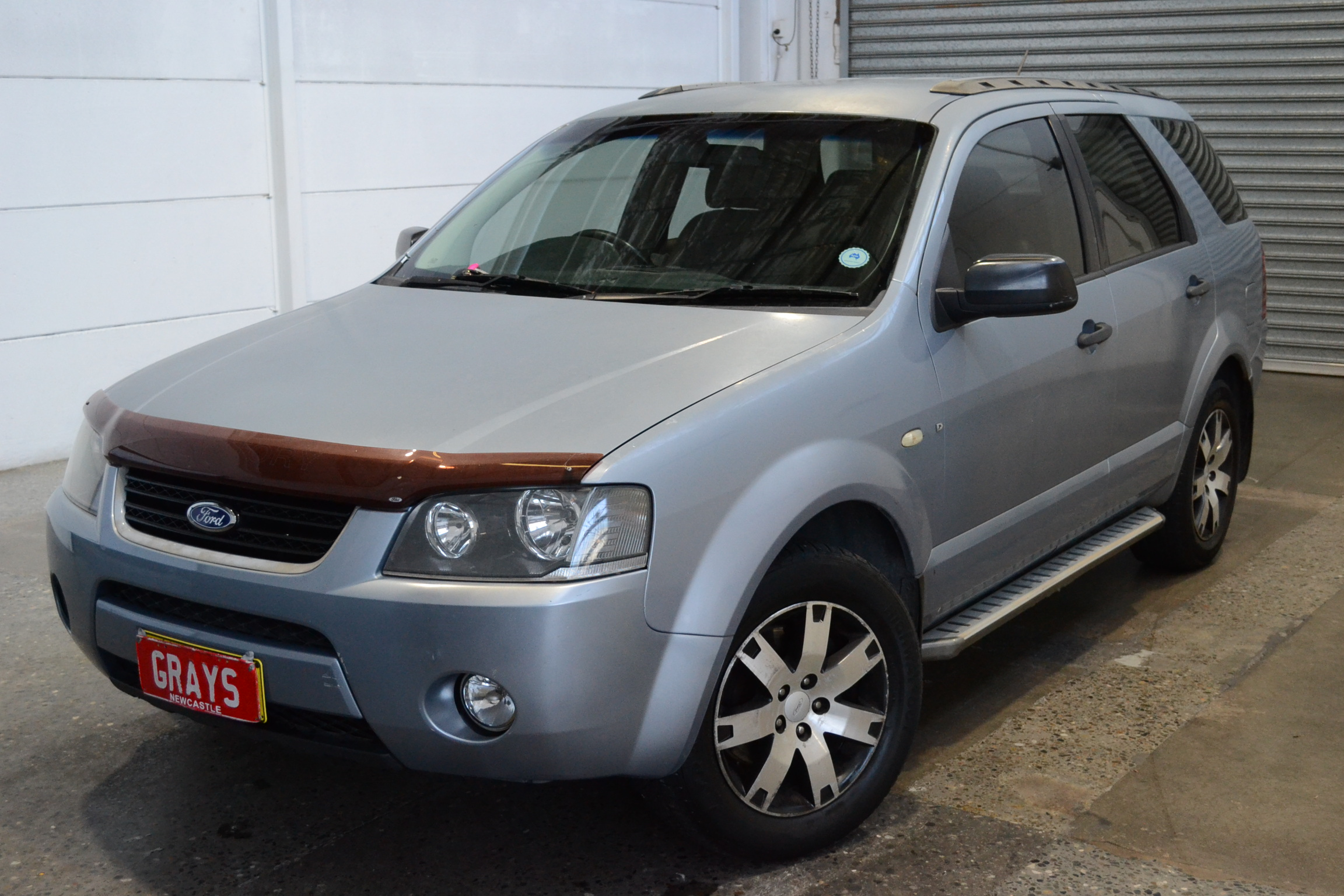 2007 Ford Territory TX (4x4) SY Automatic 7 Seats Wagon