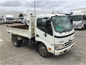 Unreserved Ex-Hire Trucks, Utility & Trailer