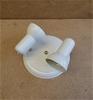 Domus LED compatible Retro Ceiling Light- White RRP $79.95