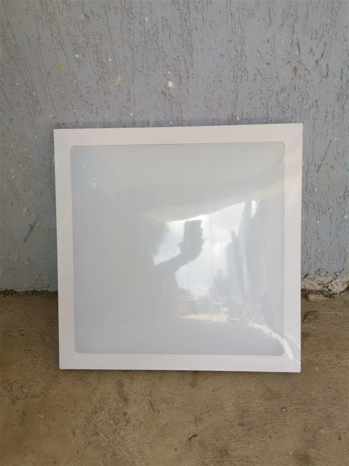 Classy Ceiling Lamp for Indoor settings (Domus Lighting) White trim