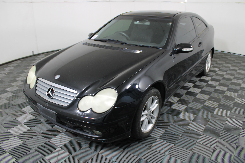 2002 Mercedes Benz C180 Automatic Coupe