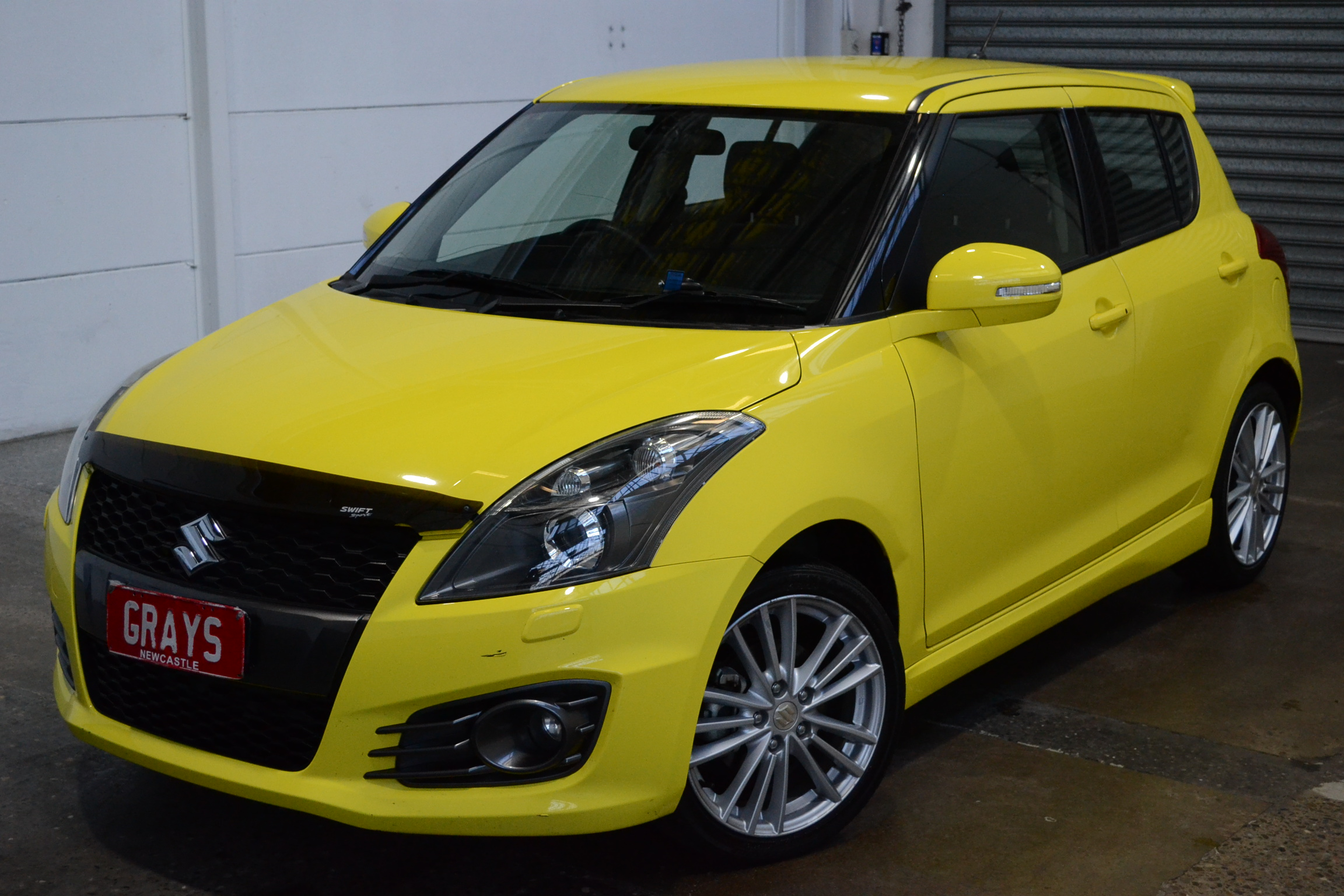 2016 Suzuki Swift Sport FZ Manual Hatchback