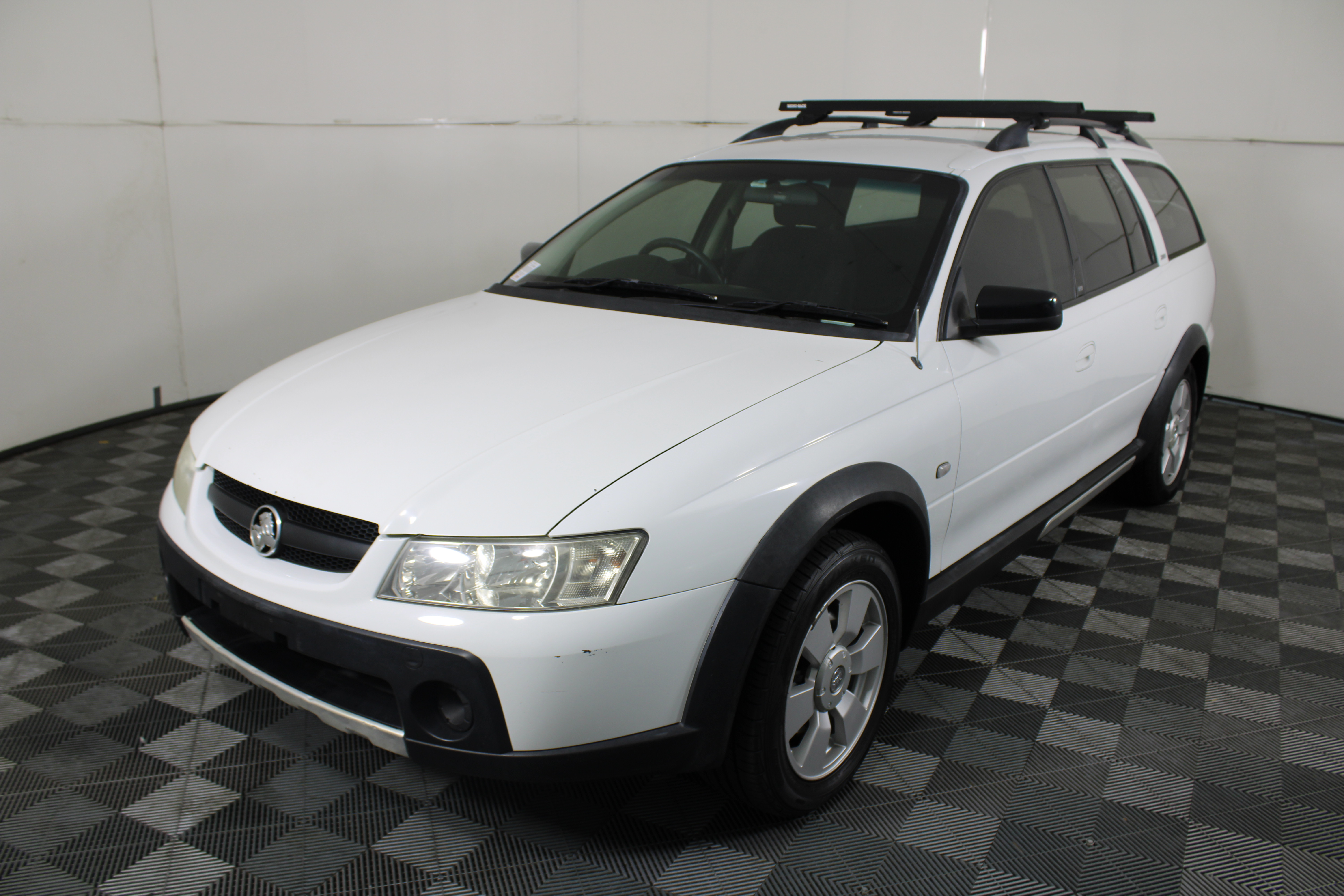 2006 Holden Adventra SX6 VZ Automatic Wagon (WOVR - Inspected)