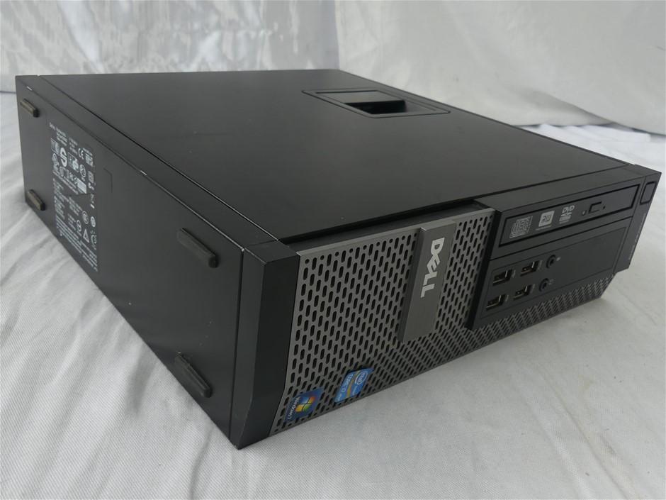 Dell OptiPlex 9010 Small Form Factor (SFF) Desktop PC