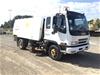 <p>2006 Isuzu FRR500 4 x 2 Sweeper Truck</p>
