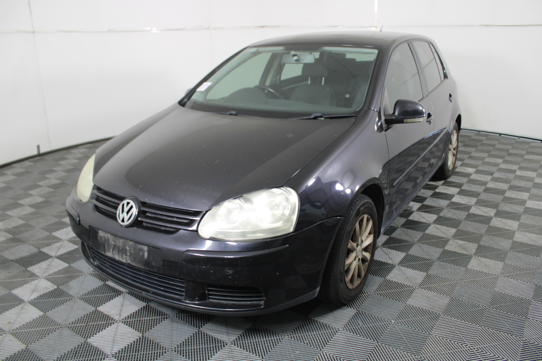 2008 Volkswagen Golf Turbo Diesel Automatic Hatchback