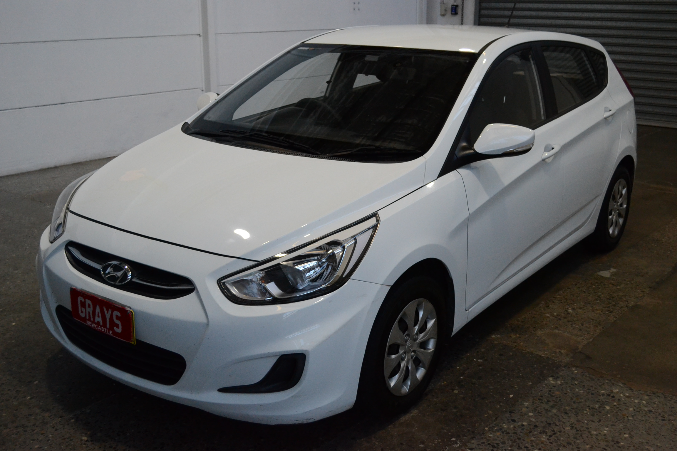 2015 Hyundai Accent Active RB CVT Hatchback