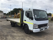 2007 Mitsubishi Canter 4 x 2 Tray Body Truck