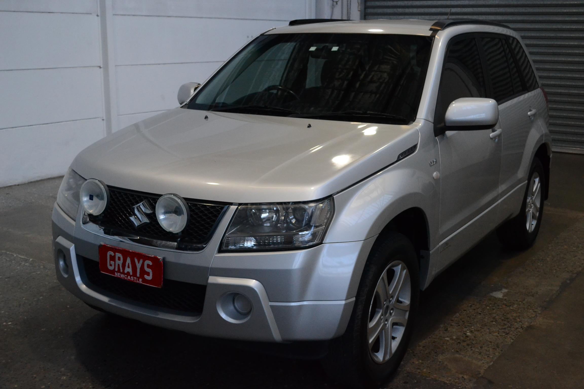 2007 Suzuki Grand Vitara Manual Wagon