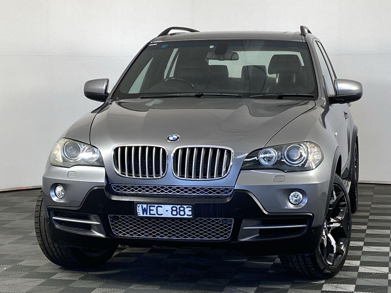2008 BMW X5 4.8i E70 Automatic Wagon