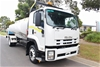 2008 Isuzu FTR900 Long 4 x 2 Fuel Tanker