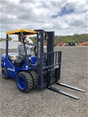 Unreserved Unused 3 Ton Diesel Forklift - Perth
