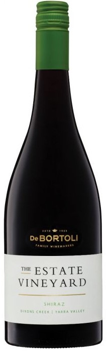 De Bortoli `The Estate Vineyard` Shiraz 2018 (6 x 750mL), Yarra Valley.
