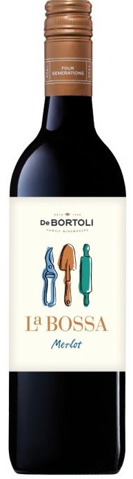 De Bortoli `La Bossa` Merlot 2019 (6 x 750mL), King Valley, VIC.