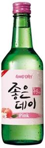Good Day Peach Soju (20x 360mL). Japan
