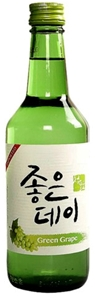 Good Day Green Grape Soju (20x 360mL)