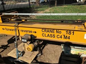 Morris Powerlec Gantry Crane