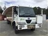 2009 UD PK10 6 x 2 Tray Body Truck