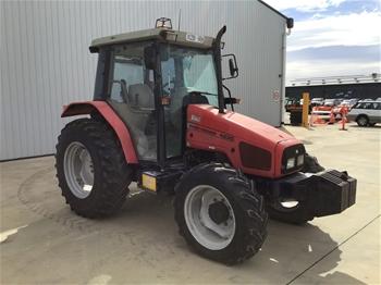Massey Ferguson 4235WD Tractor