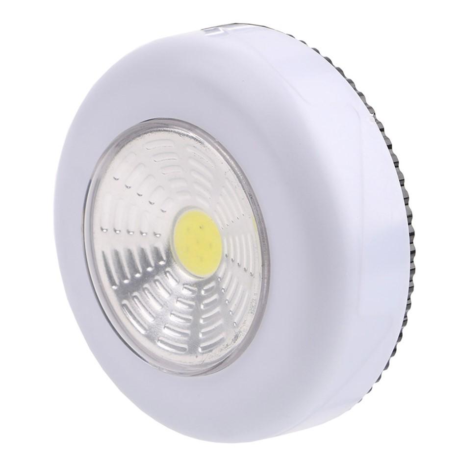 2pk Wireless Peel n Stick Lights with COB LED Technology
