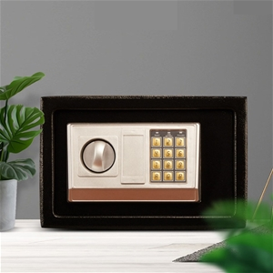 8.5L Electronic Digital Security Double