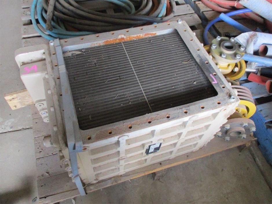 2011 Cummins KTA50 After Cooler