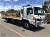 <p>2007 Hino GH 4 x 2 Tray Body Truck</p>