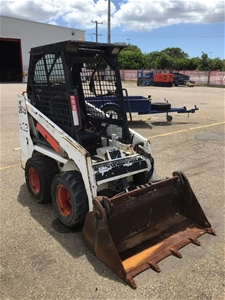 Bobcat 463 F Series Skid Steer Loader