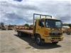 2006 Hino FG 6 x 2 Tray Body Truck
