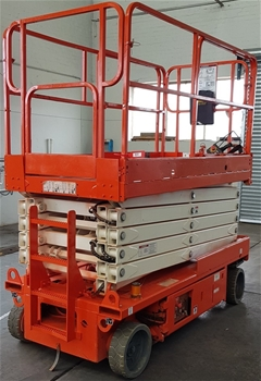 Snorkel Electric Scissor Lifts