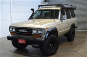 1988 Toyota Landcruiser VX 12HT HJ61 Automatic Wagon