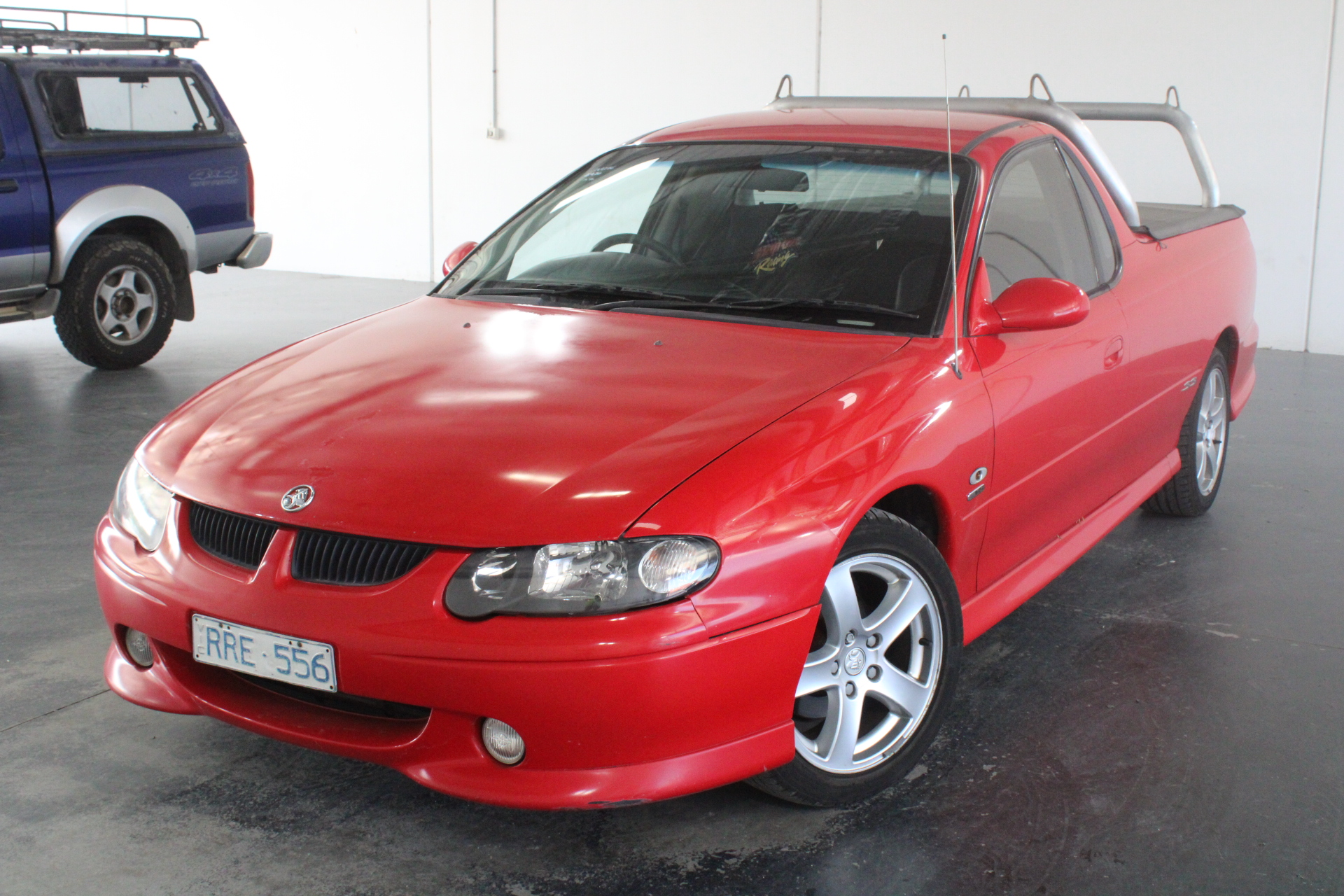 2002 Holden Commodore SS VU Automatic Ute