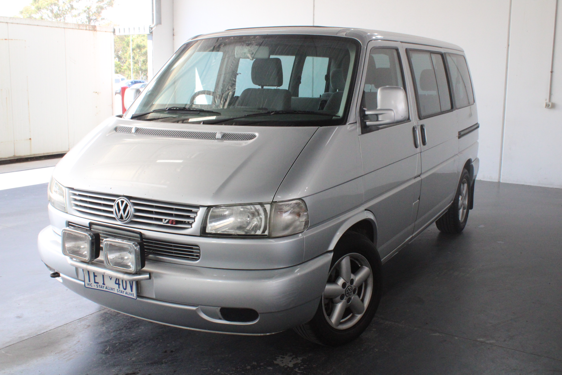 2004 Volkswagen Caravelle V6 T4 Automatic 8 Seats People Mover