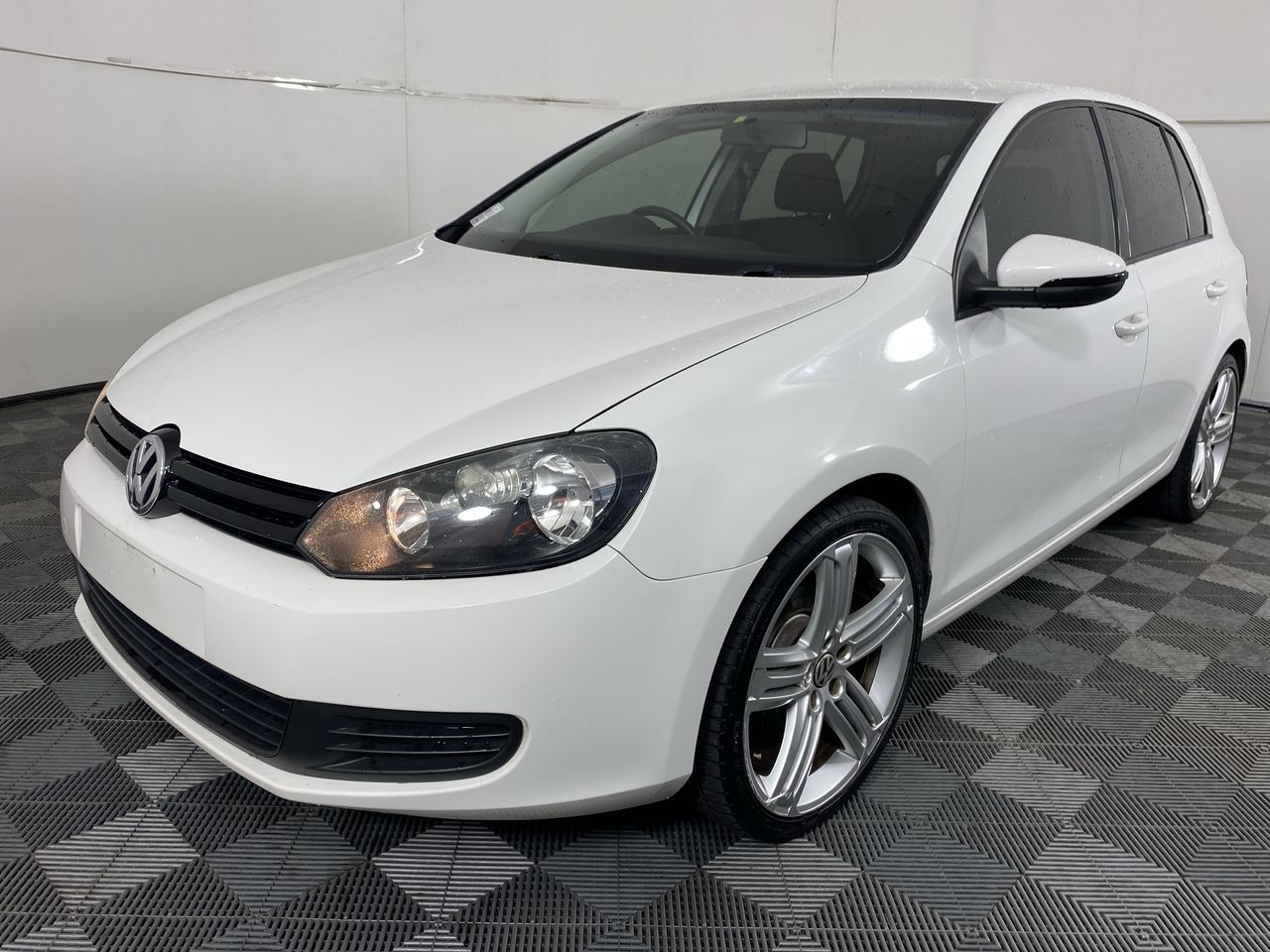 2011 Volkswagen Golf 77TSI A6 Automatic Hatchback