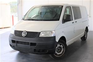 2008 Volkswagen Transporter T5 6auto Van
