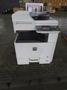 2012 Kyocera Ecosys-FSC852MFF Printer (P