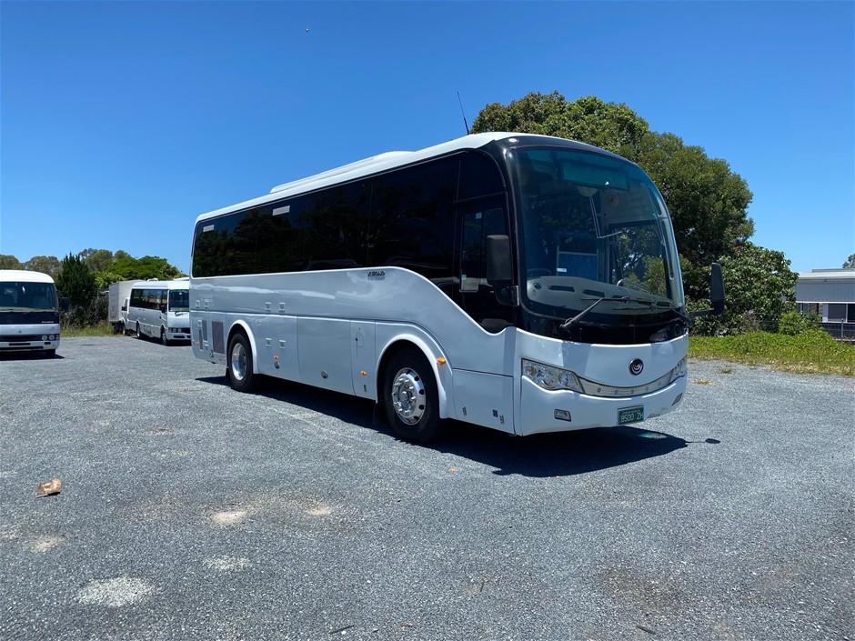 2015 Yutong ZK6930H Midcoach, Alison 6Sp Auto , 6.7 L Cummins ISB Diesel