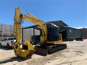 Komatsu PC138US Hydraulic Excavator