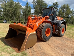 09/2017 Hitachi ZW310-5B Wheel Loader