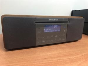 Sangean DDR-47BT DAB+ Stereo Digital Clo