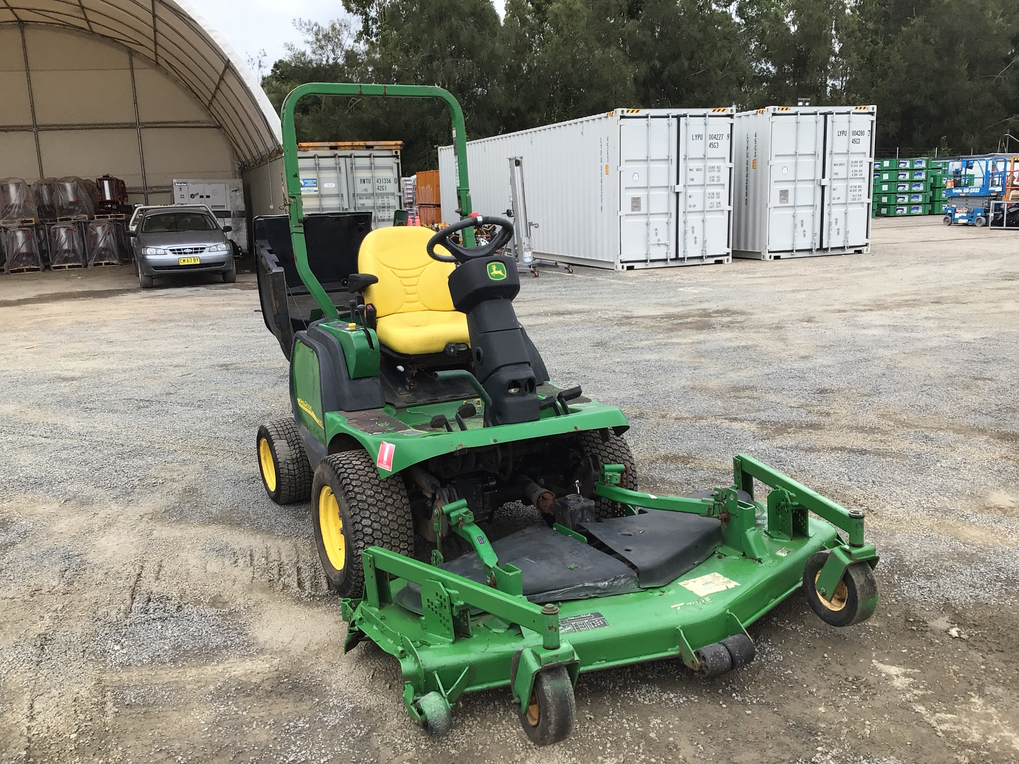John Deere 1445 Series II 4WD Ride On Lawn Mower
