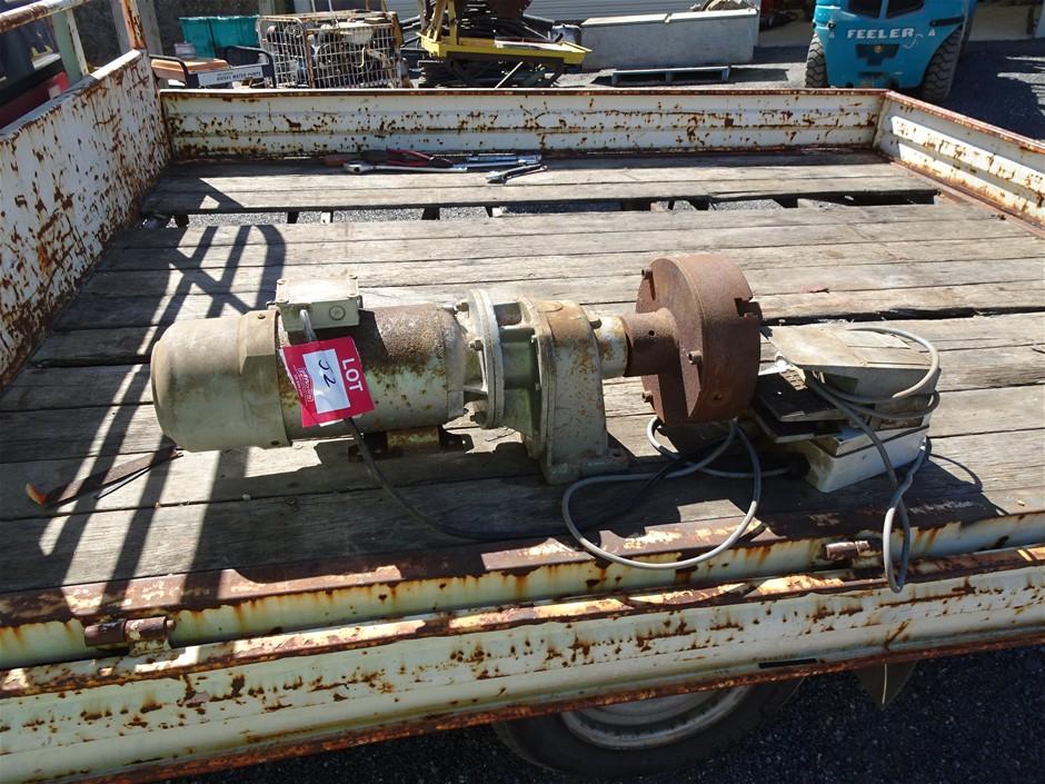 Hydraulic Hose Refit Machine