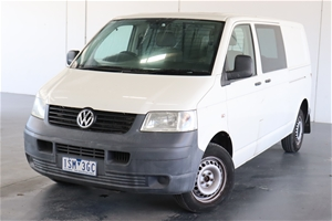 2010 Volkswagen Transporter (LWB) T5 Tur