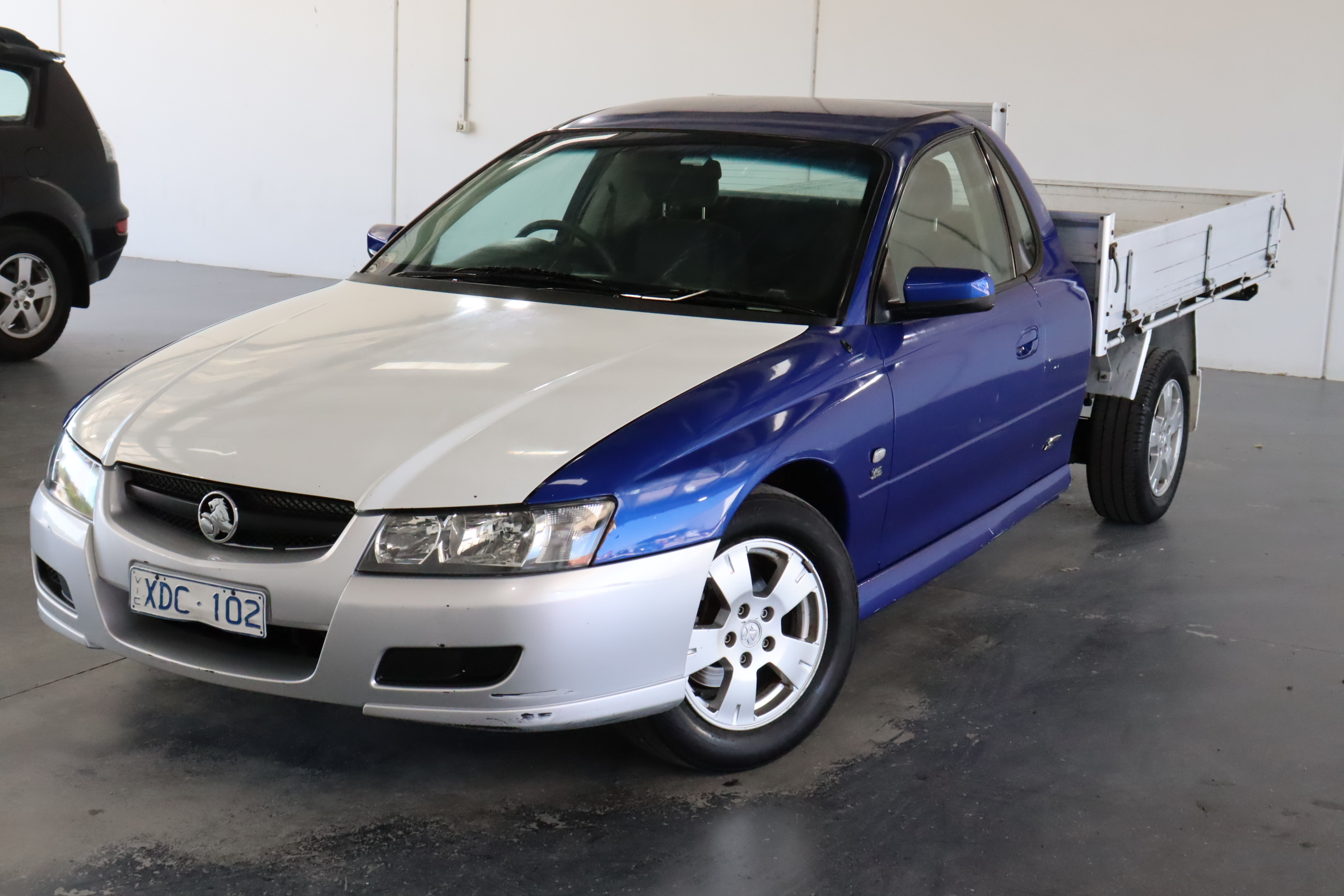 2004 Holden Commodore One Tonner S VZ Automatic Cab Chassis