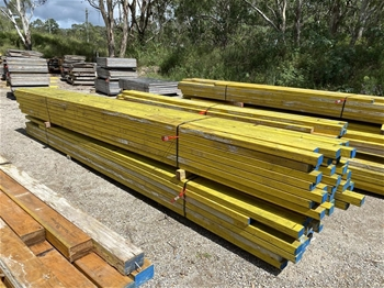Concrete Formwork Timbers