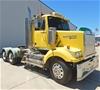 <p>2010 Western Star 4800FX 6x4 Prime Mover Truck</p>