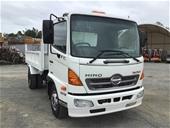 2009 Hino  FC 500 4 x 2 Tipper Truck
