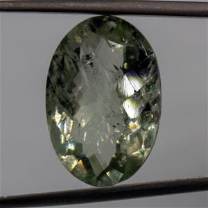 12.25ct Green Amethyst