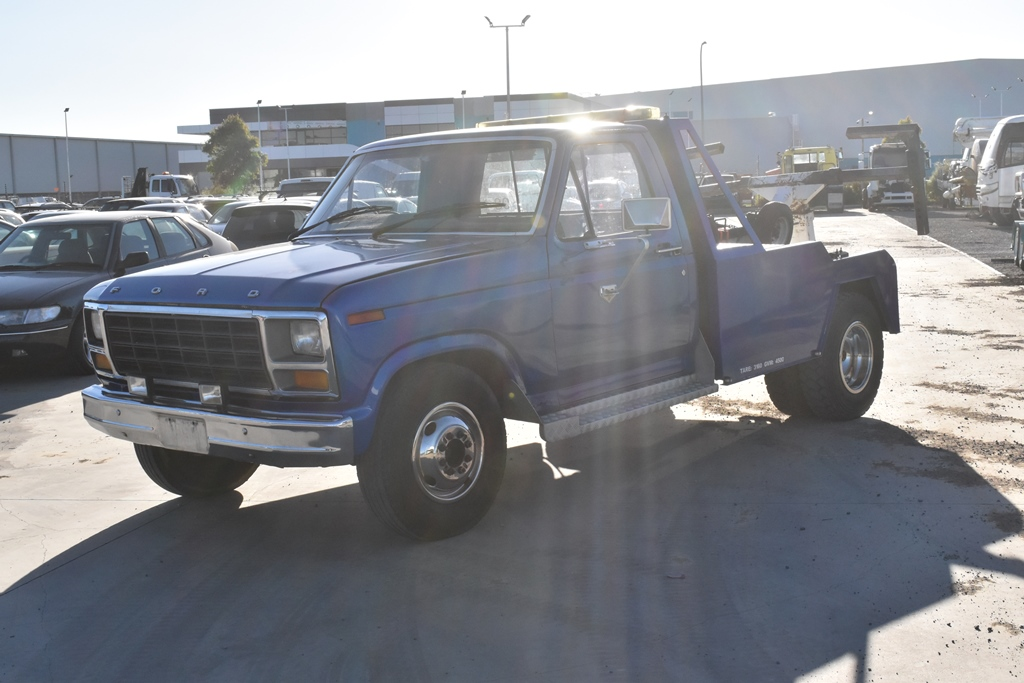 1981 Ford F Series TOW TRUCK Automatic Ute